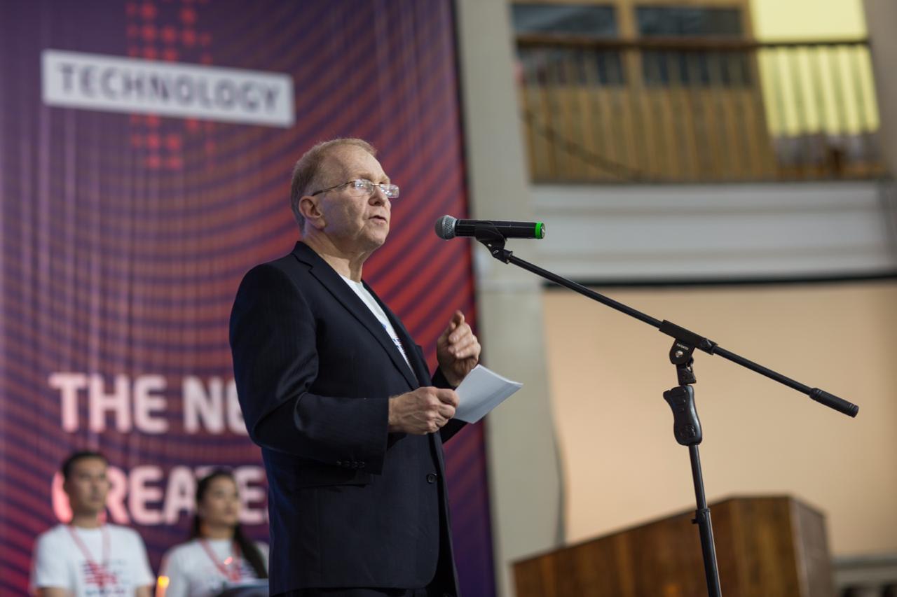 Уильям Мозер, посол США